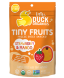 Little Duck Organics Tiny Fruit Strawberry Mango