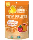 Little Duck Organics Tiny Fruit Strawberry Mango