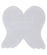 Lorena Canals Washable Rug Silhouette Wings