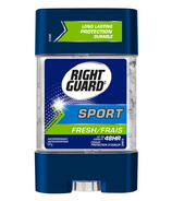 Right Guard Sport Clear Gel Antiperspirant Fresh
