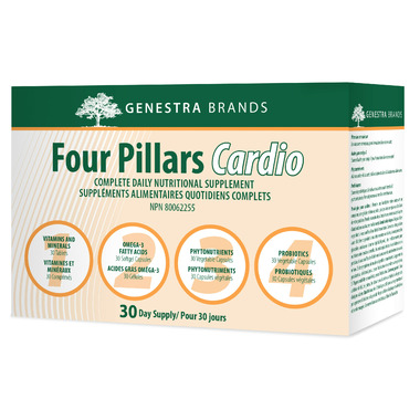 Genestra Four Pillars Cardio
