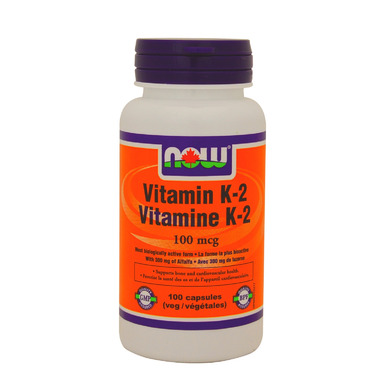 NOW Foods Vitamin K2