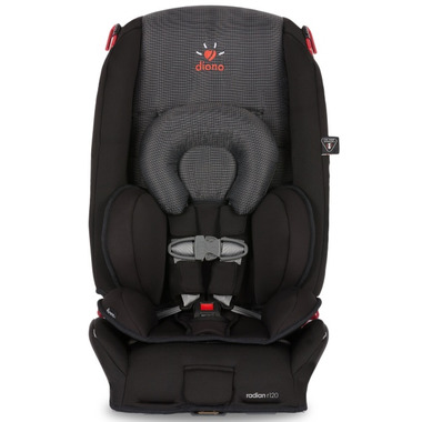 Diono Radian R120 Convertible Booster Car Seat Twilight