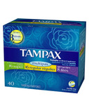 Tampax Tampons with Biodegradable Applicator Multipack