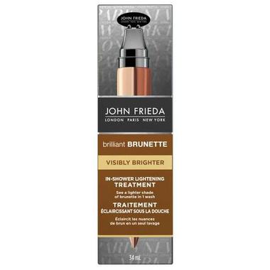 John Frieda Brilliant Brunette In Shower Lightening Treatment