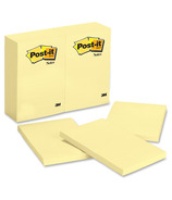 Post-it Canary Yellow Original Note Pads