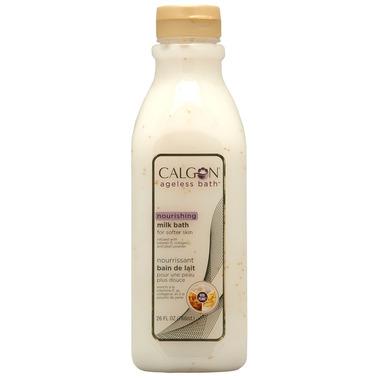 Calgon Ageless Bath Nourishing Milk Bath