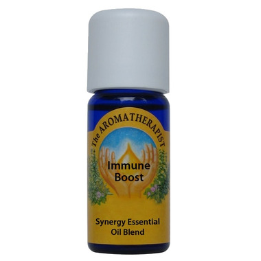 The Aromatherapist Immune Boost Essential Oil Blend