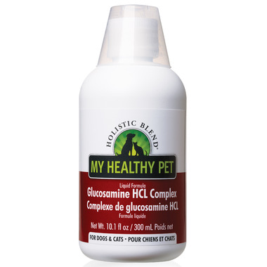 Holistic Blend My Healthy Pet Glucosamine HCL Complex Liquid