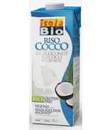 Isola Bio Rice-Coconut Beverage