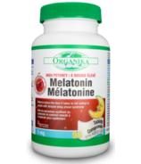 Organika Chewable Melatonin