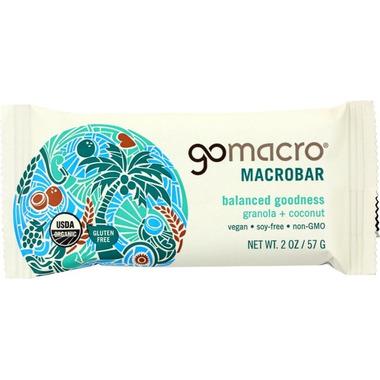 GoMacro MarcoBar Granola + Coconut