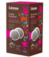 Kienna Coffee Roasters Crazy Coconut Coffee Pods