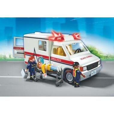 Playmobil Rescue Ambulance