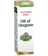 Nature's Bounty Oil of Oregano