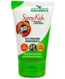 Goddess Garden Sunny Kids Natural Sunscreen