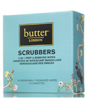 butter LONDON Scrubbers 2-in-1 Remover & Nail Prep Pads
