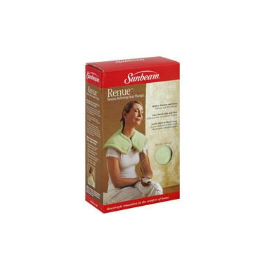 Sunbeam Renue Tension Relieving Heat Therapy Pad