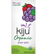 Kiju Organic Grape-Apple Juice