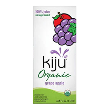 Kiju Organic Grape-Apple Juice