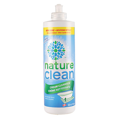 Nature Clean Tub & Tile Cream Cleanser