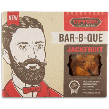 Upton\'s Naturals Meat Alternatives Jackfruit Bar-B-Que