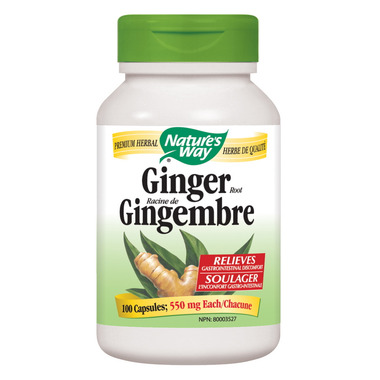 Nature\'s Way Ginger Root