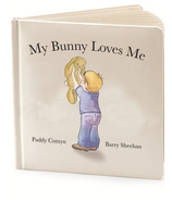 Jellycat My Bunny Loves Me Book
