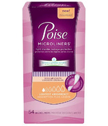 Poise Microliners Regular Length