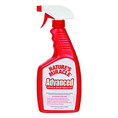 Nature\'s Miracle Advanced Stain & Odour Formula