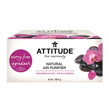 ATTITUDE Natural Air Purifier Coriander & Olive