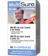 Webber Naturals MultiSure for Men Multivitamin
