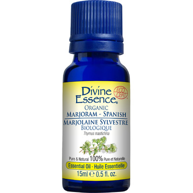 Divine Essence Spanish Marjoram Essential Oil