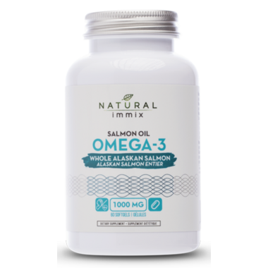 Natural Immix Salmon Oil Omega 3