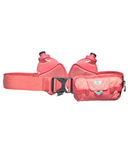 Nathan Sports Switchblade 24oz Hydration Belt Fusion Coral