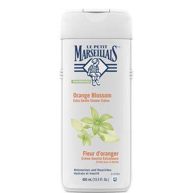 Le Petit Marseillais Orange Blossom Extra Gentle Shower Creme
