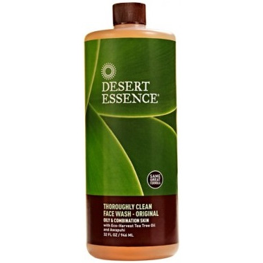 Desert Essence Thoroughly Clean Face Wash REFILL