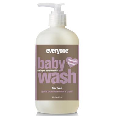 Everyone Baby Wash Chamomile Lavender