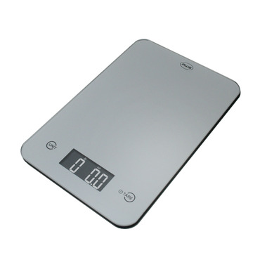 American Weigh Scales ONYX Digital Kitchen Scale Silver