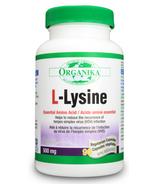 Organika L-Lysine Essential Amino Acid