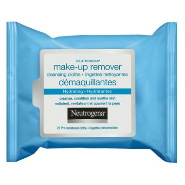 Neutrogena Hydrating Make-up Removing Wipes