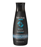 Live Clean Mens Classic Clean Shampoo