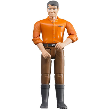 Bruder Toys Man Figure