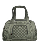 Lug Propeller Overnight / Gym Bag Olive Green