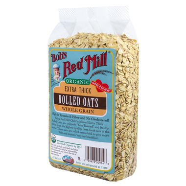 Bob\'s Red Mill Organic Thick Rolled Oats