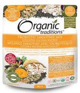 Organic Traditions Probiotic Smoothie Mix Lucuma Baobab