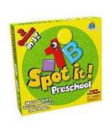 Spot It! Preschool Match & Learn Game