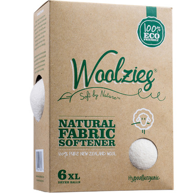 Woolzies 6 XL Wool Dryer Balls