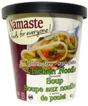 Namaste Foods Vegan Chicken Noodle Soup