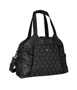 Lug Pontoon Weekender Bag Midnight Black